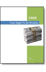 E-book Your right to be wealthy