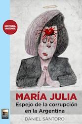 Libro Maria Julia