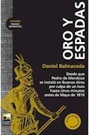 Papel ORO Y ESPADAS (COLECCION PASADO IMPERFECTO) (NUEVA EDICION ACTUALIZADA)