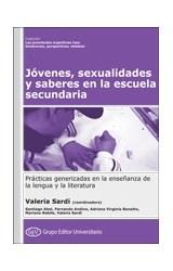 Papel JOVENES, SEXUALIDADES Y SABERES EN LA ESCUELA SECUNDARIA