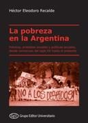 Papel POBREZA EN LA ARGENTINA POBREZA PROTESTAS SOCIALES Y POLITICAS SOCIALES DESDE COMIENZOS DEL SIGLO XX