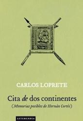 Libro Cita De Dos Continentes