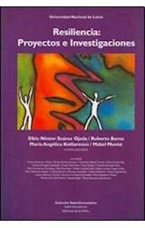 Papel RESILIENCIA: PROYECTOS E INVESTIGACION
