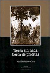Libro Tierra Sin Nada  Tierra De Profetas