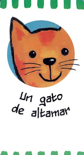 Papel Un Gato De Altamar