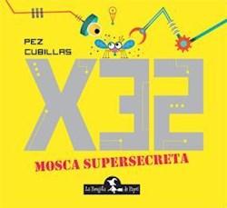 Libro Mosca Supersecreta