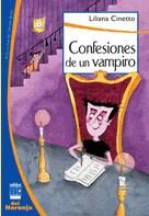 Libro Confesiones De Un Vampiro