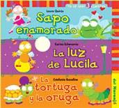 Papel Sapo Enamorado/La Luz De Lucila/La Tortuga Y La Oruga