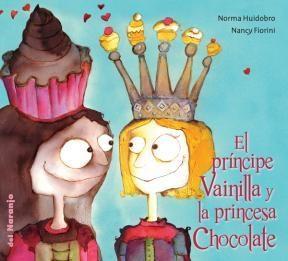 Papel El Príncipe Vainilla Y La Princesa Chocolate