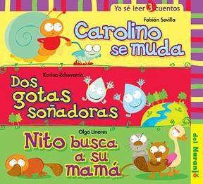 Papel Carolino Se Muda/Dos Gotas Soñadoras/ Nito Busca A Su Mamá