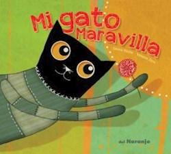 Libro Mi Gato Maravilla