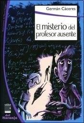 Papel El Misterio Del Profesor Ausente