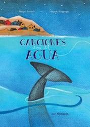 Libro Canciones En El Agua.