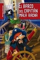 Libro El Barco Del Capitan Mala Racha
