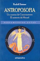 Libro Antroposofia  Un Camino De Conocimiento