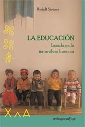 Libro Educacion Basica En La Naturaleza Humana