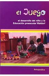 Papel JUEGO, EL. EL DESARROLLO DEL NIÑO Y LA EDUCACION PREESCOLAR