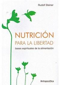Papel Nutricion Para La Libertad Tomo 1