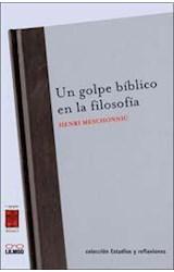 Papel UN GOLPE BIBLICO EN LA FILOSOFIA