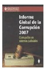 Papel INFORME GLOBAL DE LA CORRUPCION 2007