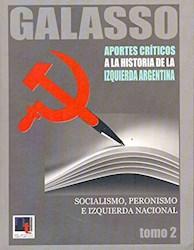 Libro 2. Aportes Criticos A La Historia De La Izquierda Argentina