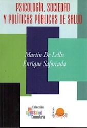 Libro Psicologia Sociedad Y Politicas Publicas