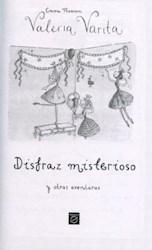 Papel Valeria Varita Disfraz Misterioso