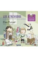 Papel ATREVIDOS Y EL CONCURSO DE LAS IDEAS GENIALES (EL TALLER DE LAS EMOCIONES 8) (+4 AÑOS) (ILUSTRADO)