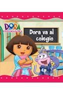 Papel DORA VA AL COLEGIO (DORA LA EXPLORADORA)