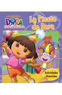 Papel FIESTA DE DORA (NICKELODEON DORA LA EXPLORADORA) ACTIVIDADES DIVERTIDAS