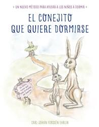 Libro El Conejito Que Quiere Dormirse