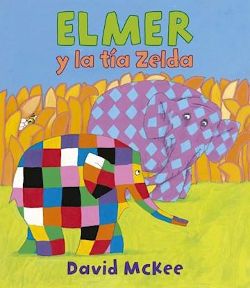Papel Elmer Y La Tia Zelda