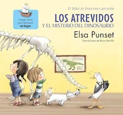 Libro Los Atrevidos Y El Misterio Del Dinosaurio.