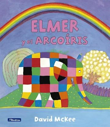 Papel Elmer Y El Arcoiris