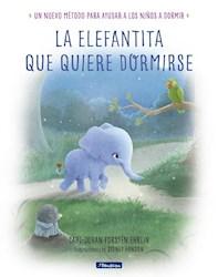 Libro La Elefantita Que Quiere Dormirse
