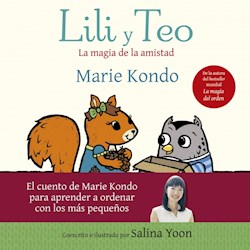 Papel Lili Y Teo La Magia De La Amistad