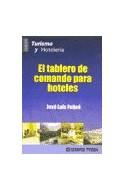 Papel TABLERO DE COMANDO PARA HOTELES
