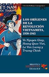 Papel LOS ORIGENES DE LA REVOLUCION VIETNAMITA 1930-1945