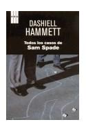Papel TODOS LOS CASOS DE SAM SPADE (SERIE NEGRA ) (CARTONE)