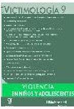 Papel VICTIMOLOGIA 9 (VIOLENCIA EN NIÑOS Y ADOLESCENTES)