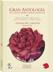 Papel GRAN ANTOLOGIA DE LA POESIA AMOROSA HISPANOAMERICANA