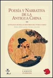 Libro Poesia Y Narrativa De La Antigua China