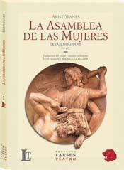 Libro La Asamblea De Las Mujeres