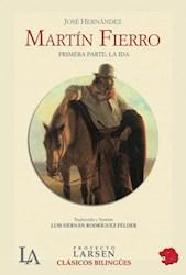 Libro Martin Fierro : La Ida