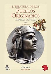 Libro Literatura De Los Pueblos Originarios