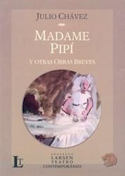 Libro Madame Pipi