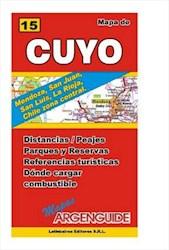 Papel Nº 15 Mapa De Cuyo