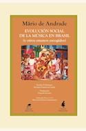 Papel EVOLUCIÓN SOCIAL DE LA MÚSICA EN BRASIL Y OTROS ENSAYOS