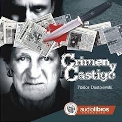 Libro Crimen Y Castigo  Audiolibro