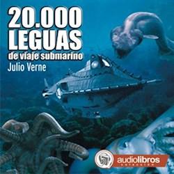 Papel 20.000 Leguas De Viaje Submarino Audiolibro